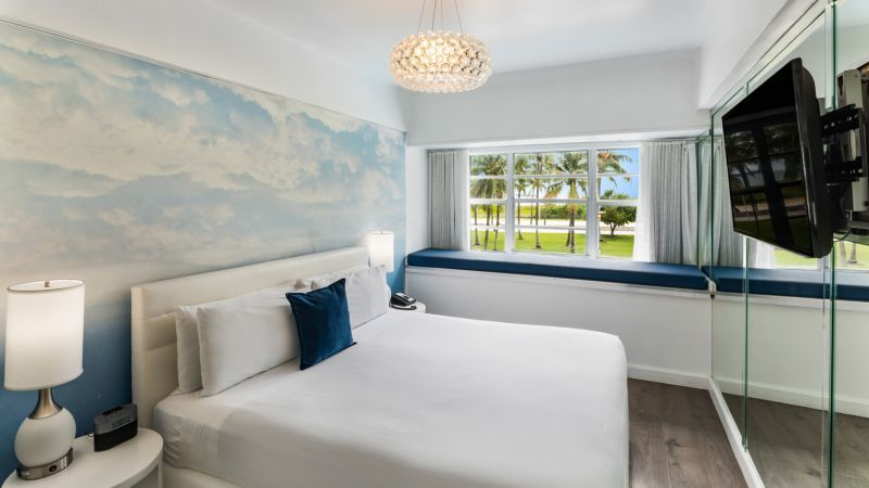 Oceanfront King Room Hotel South